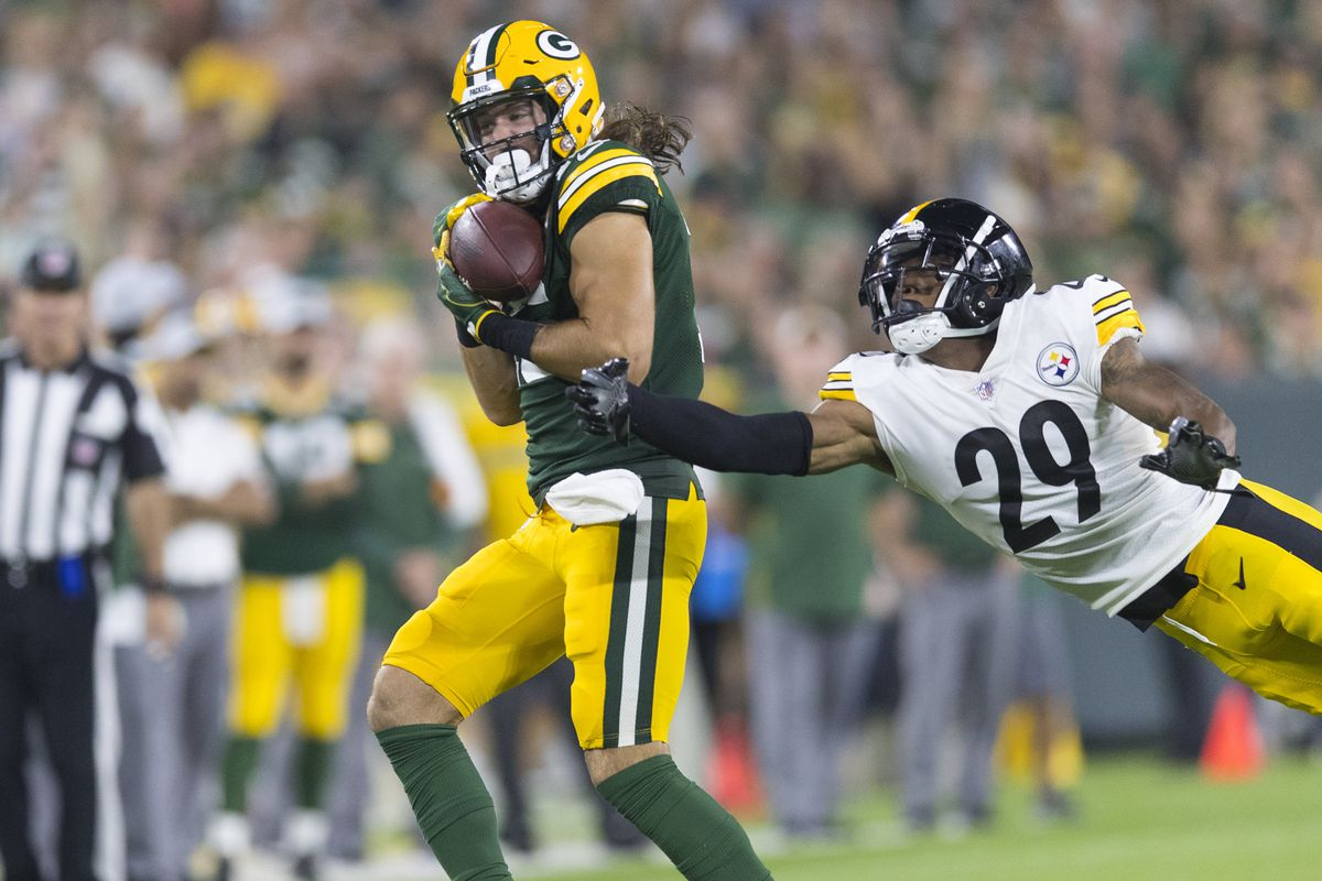 best authentic b18d8 1a13a Packers stock watch: Coming-out party for Jackson, Kumerow ...