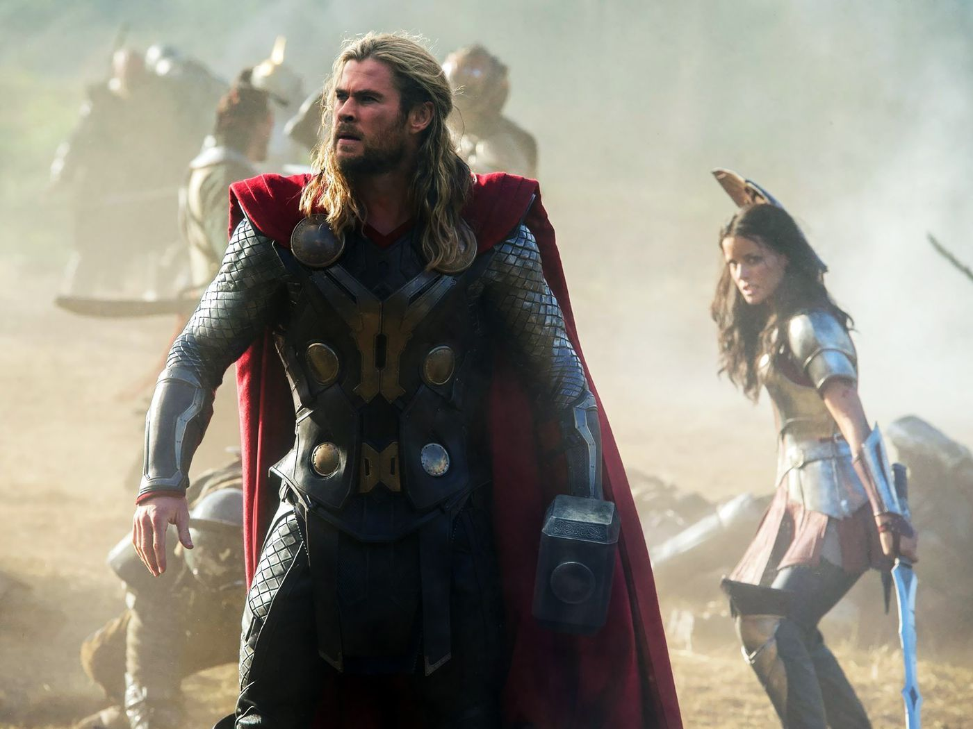 Thor The Dark World Is Essential To Avengers Endgame Polygon