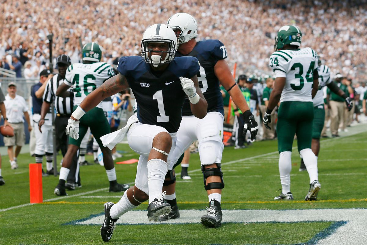 Is this the weekend that Penn State picks up a win. At least one of us thinks so.   (Photo by Rob Carr/Getty Images)