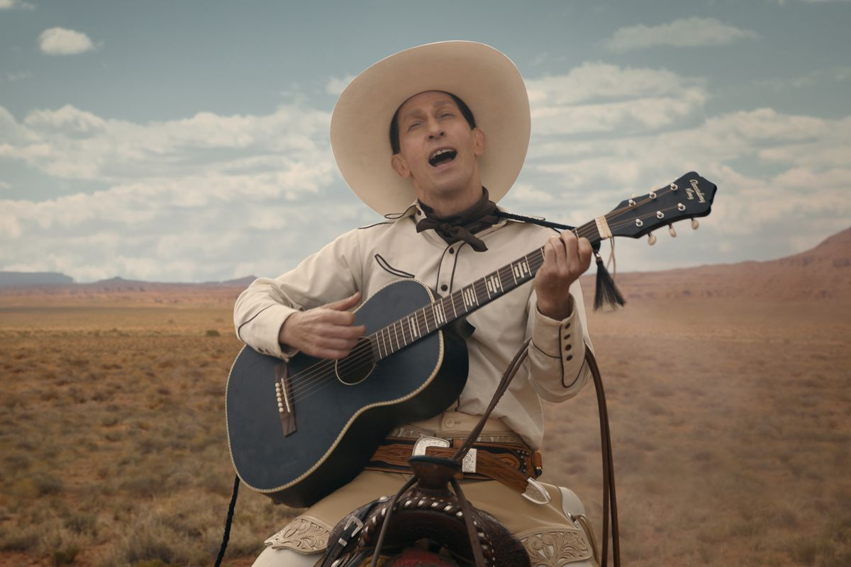 The Ballad of Buster Scruggs review: An old West folktale, with Coen
