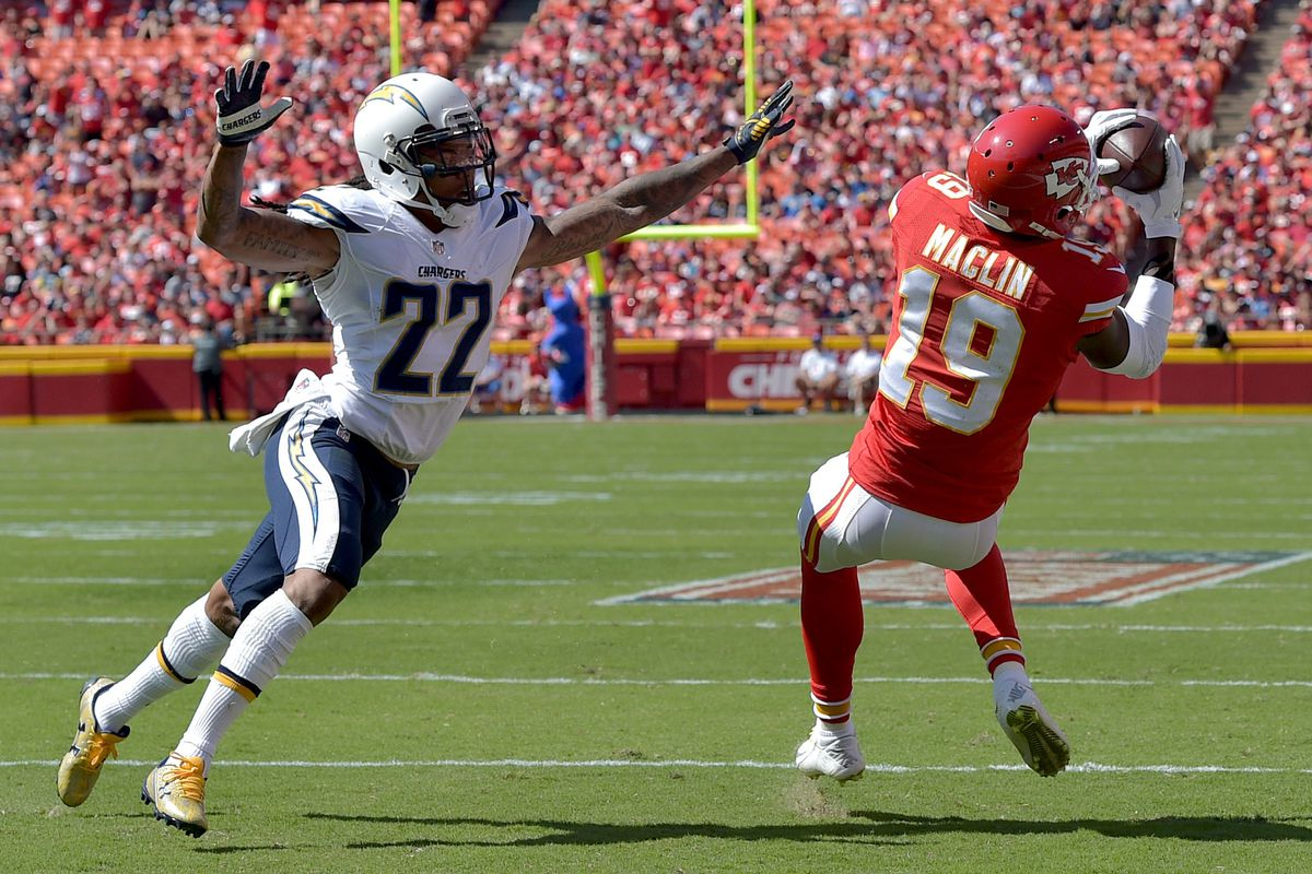 Former Chiefs, Mizzou star Jeremy Maclin signs with the Baltimore Ravens