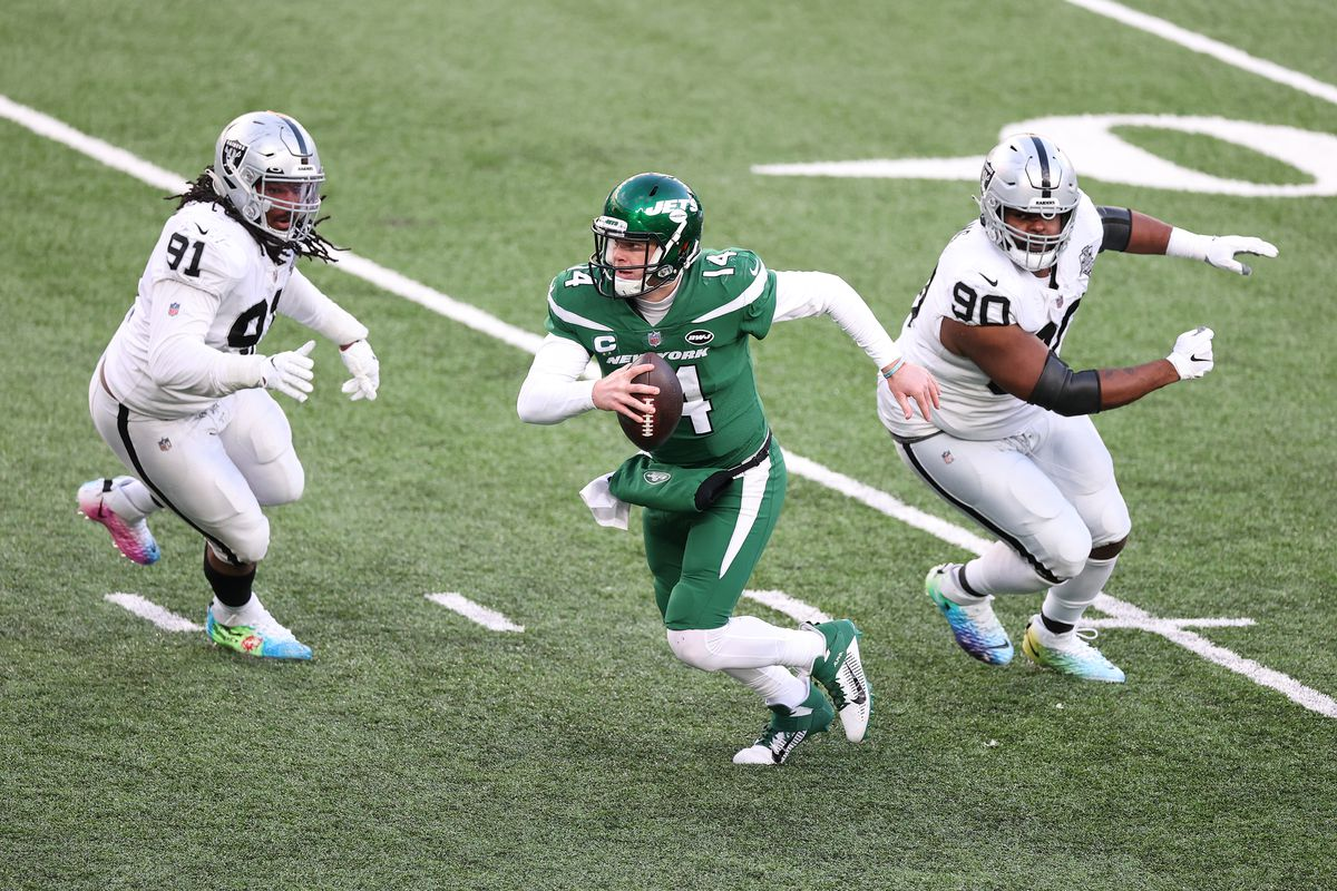 Los Vegas Raiders v New York Jets