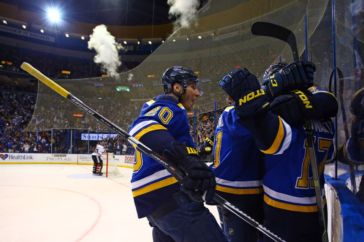 blackhawks vs. blues, 2016 nhl playoffs: time, tv schedule and live
