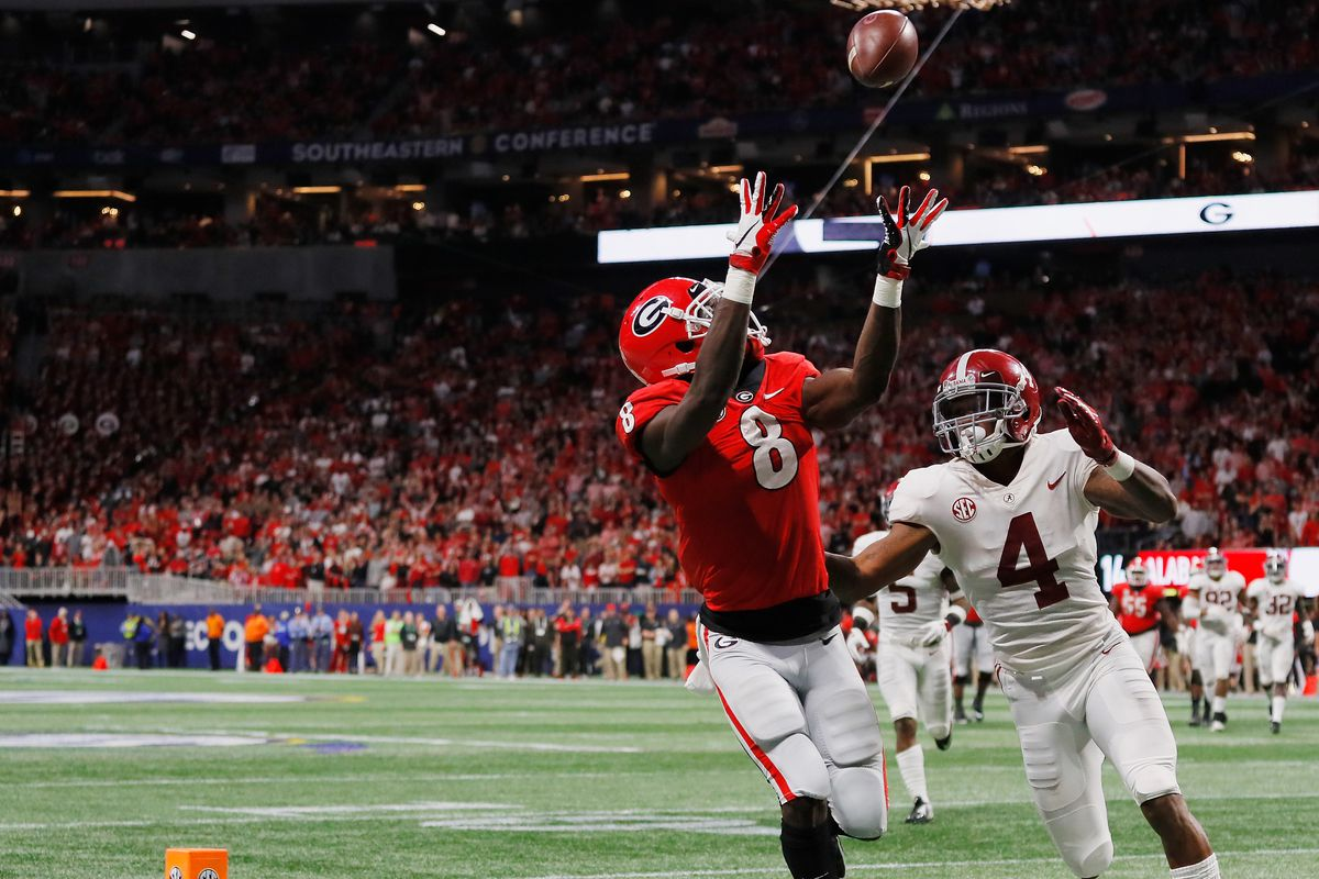 2019 Nfl Draft Chicago Bears Draft Riley Ridley At No 126 Overall Windy City Gridiron