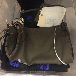 Drawstring bags, $10—$15