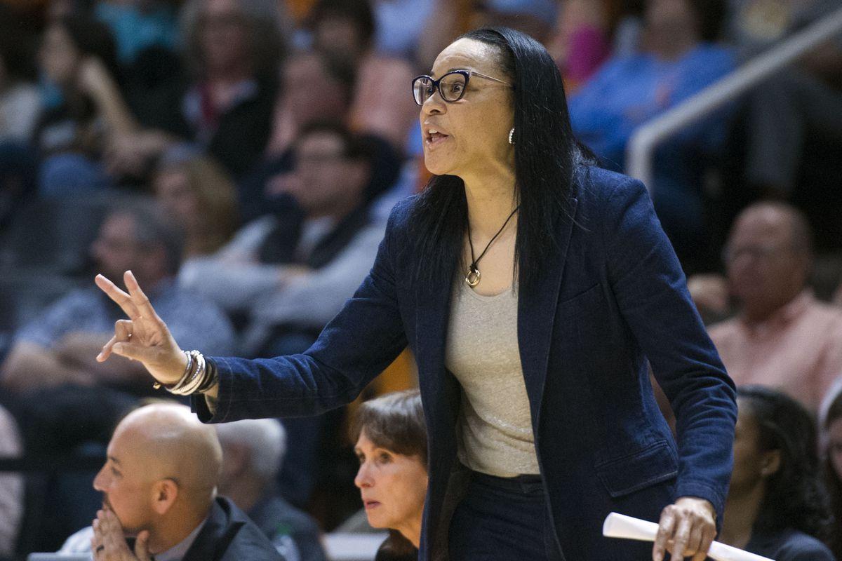 NCAA Womens Basketball: South Carolina at Tennessee