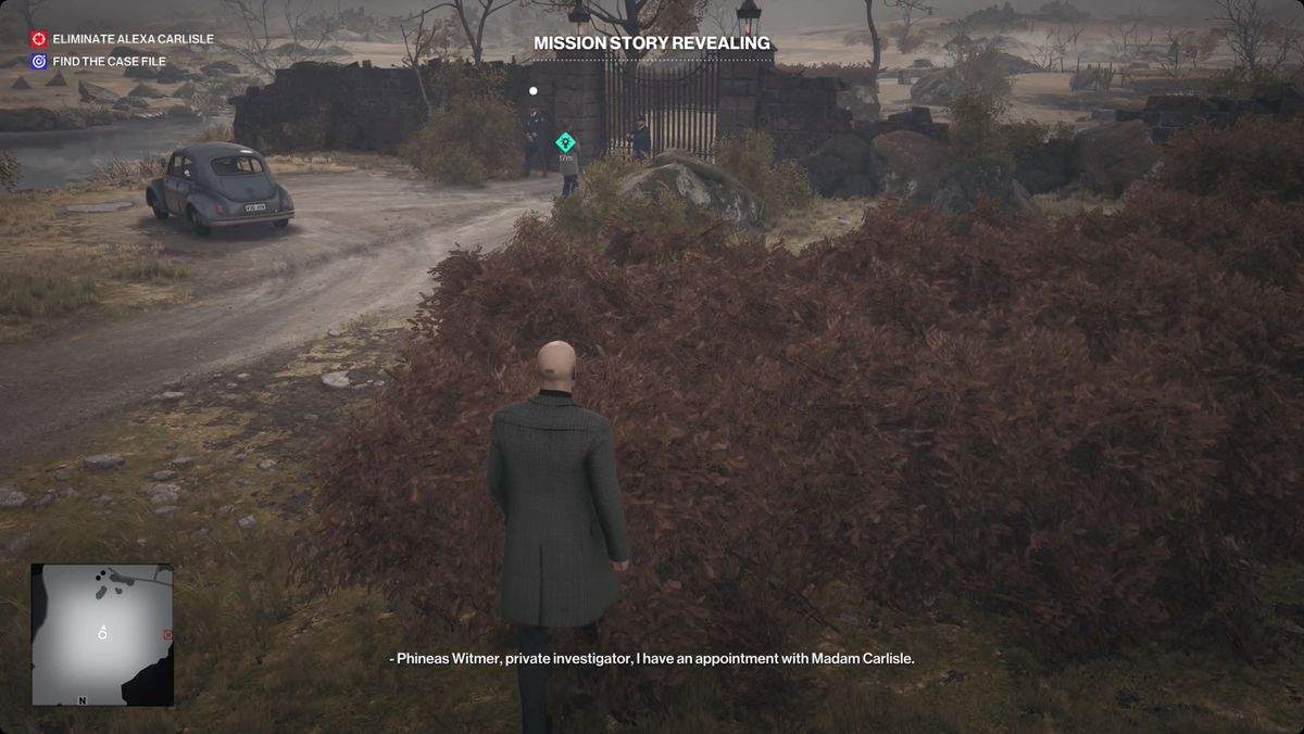 Hitman 3 Death in the Family guide: Means, Motive and Opportunity Mission Story walkthrough
