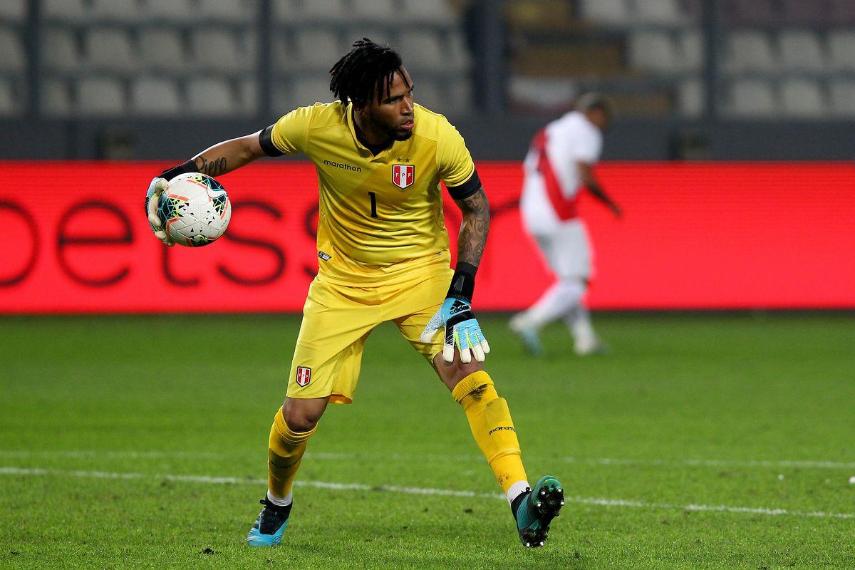 Peru v Uruguay - Friendly Match