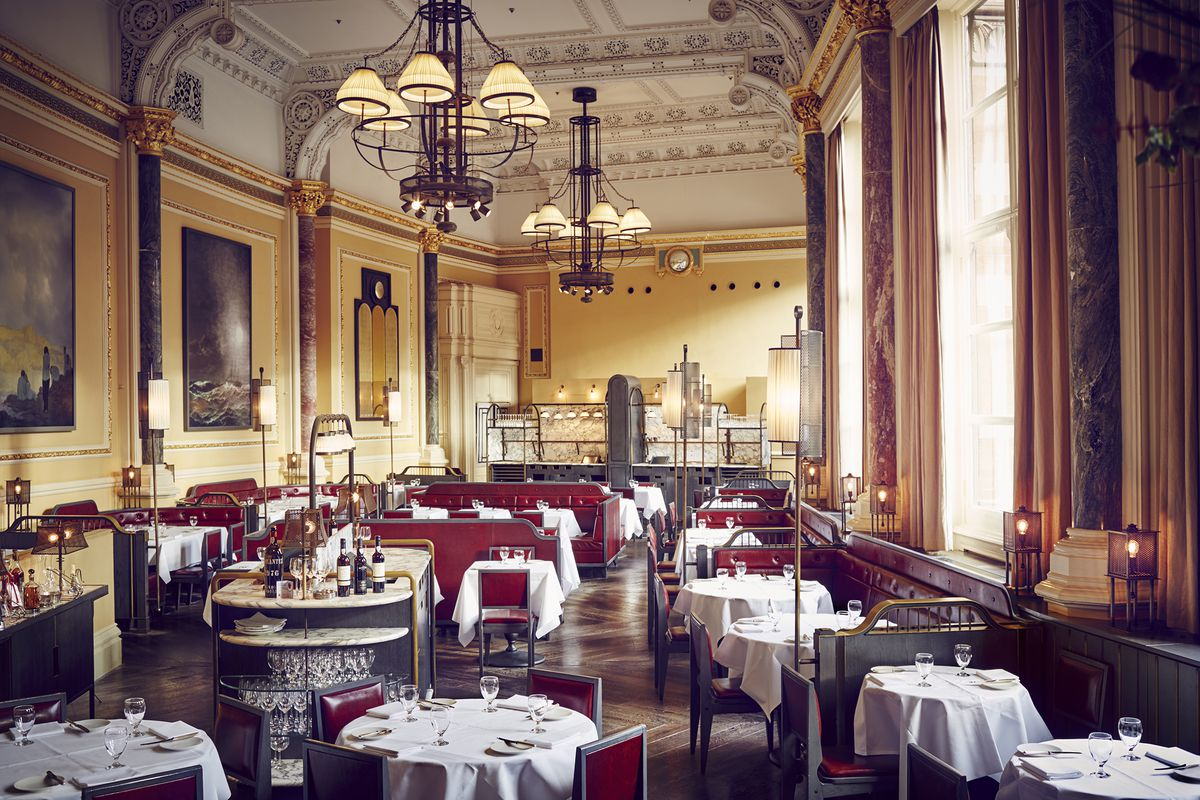 Chef Marcus Wareing Will Recreate 100 Year Old Menu At The