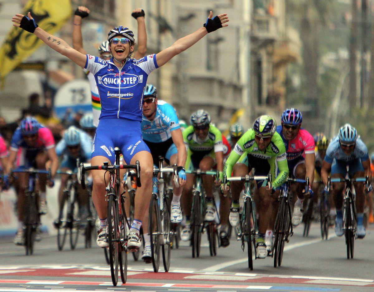 Italian Filippo Pozzato (C) (Quick Step/
