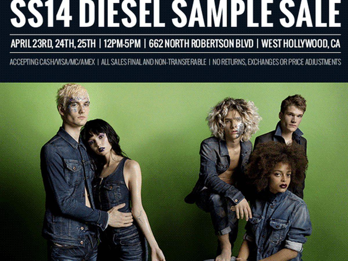 Flyer via Diesel