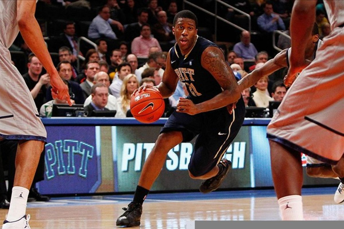 Pitt helps put the ACC over the Big East starting next season (Debby Wong-US PRESSWIRE