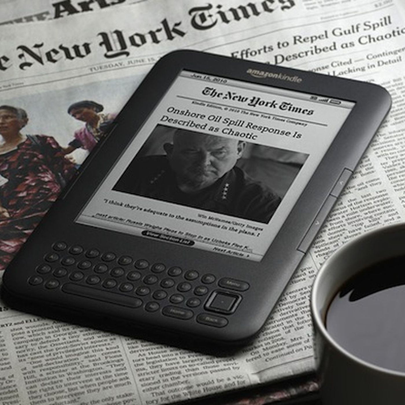Owners of first and second generation Kindles can't register