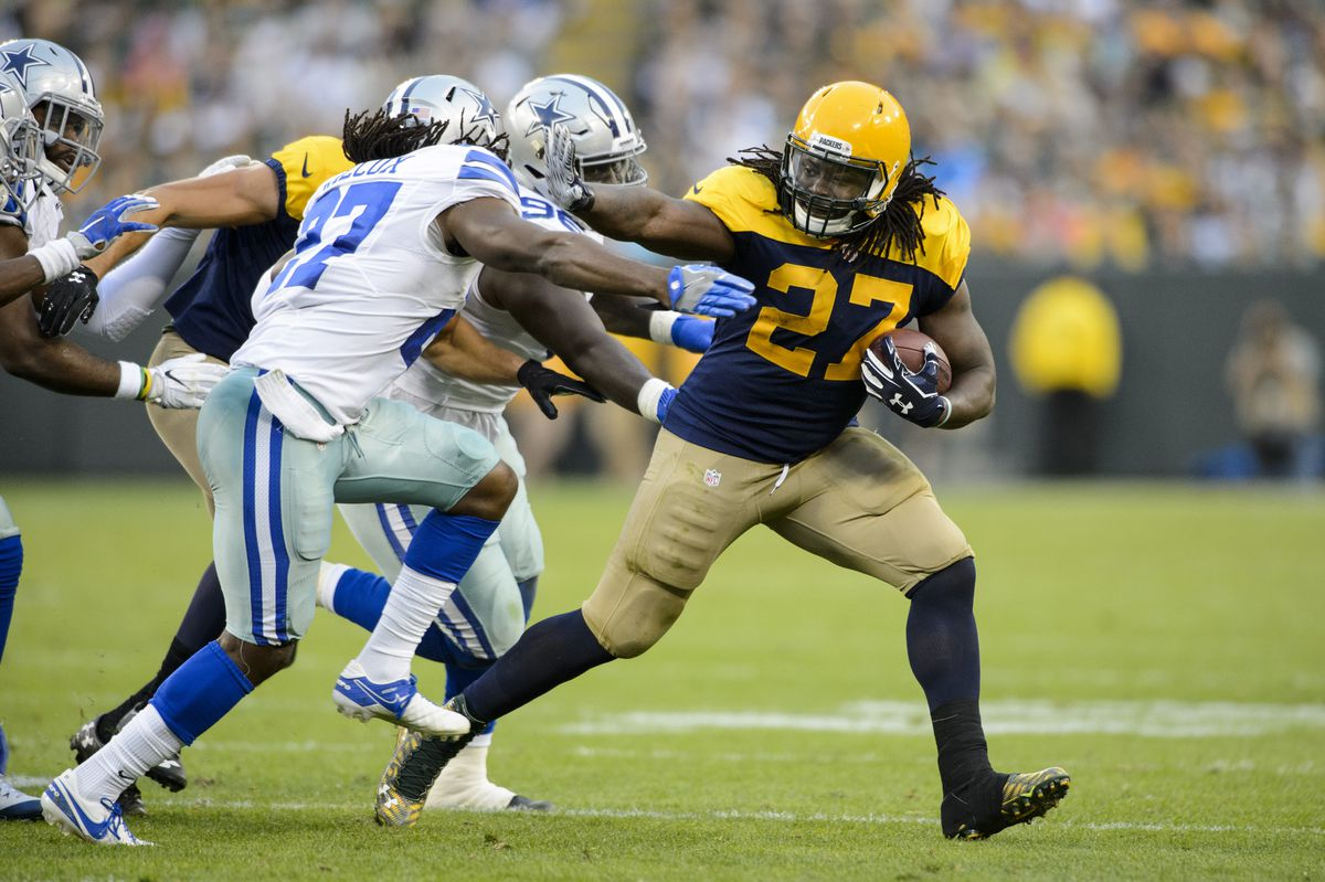 Eddie Lacy (GettyImages)