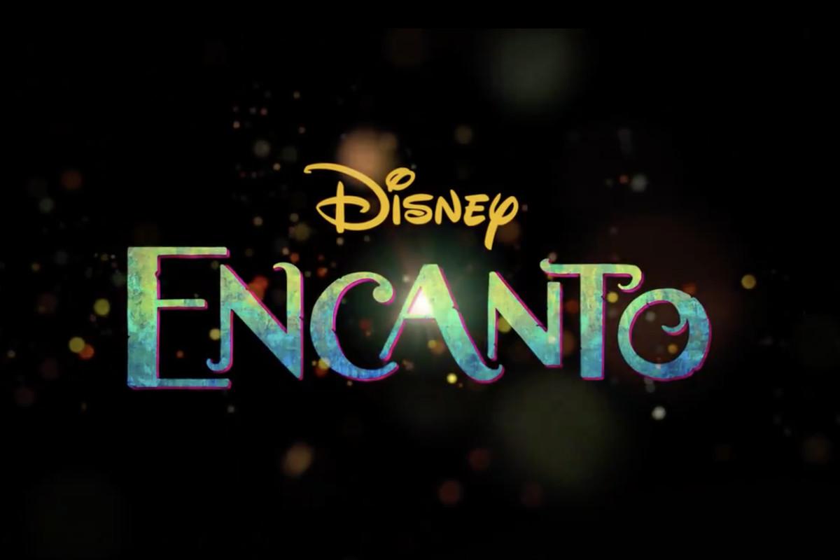 logotipo do Disney's Encanto