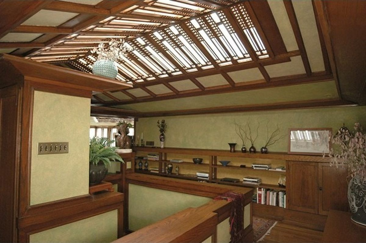 Frank Lloyd Wright S Avery Coonley House Knocks Another