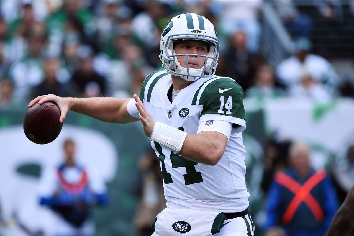 Jets 42 Colts 34 Sam Darnold Has His Breakout Game Gang