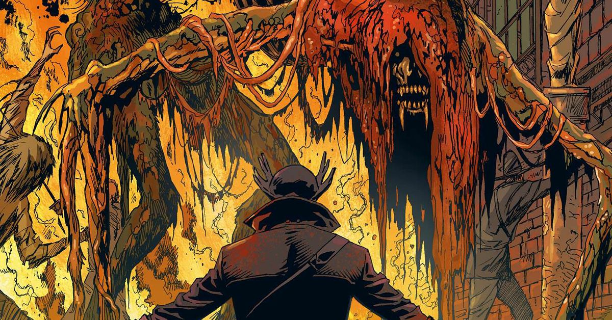 How Aleš Kot made the Bloodborne tie-in comic actually good