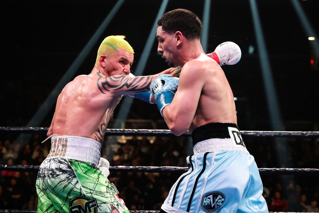 <label><a href='https://idinterior.in/news/10393/Garcia-wins-dull-decision-over-Redkach-wants-Spence-or-Pacquiao' class='headline_anchor'>Garcia wins dull decision over Redkach, wants Spence or Pacquiao</a></label><br />Danny Garcia capped the Showtime card with a one-sided and somewhat laborious decis...