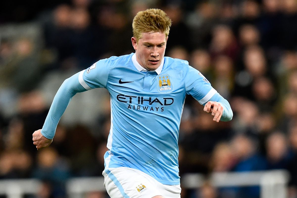 Can City risk resting KDB this weekend?