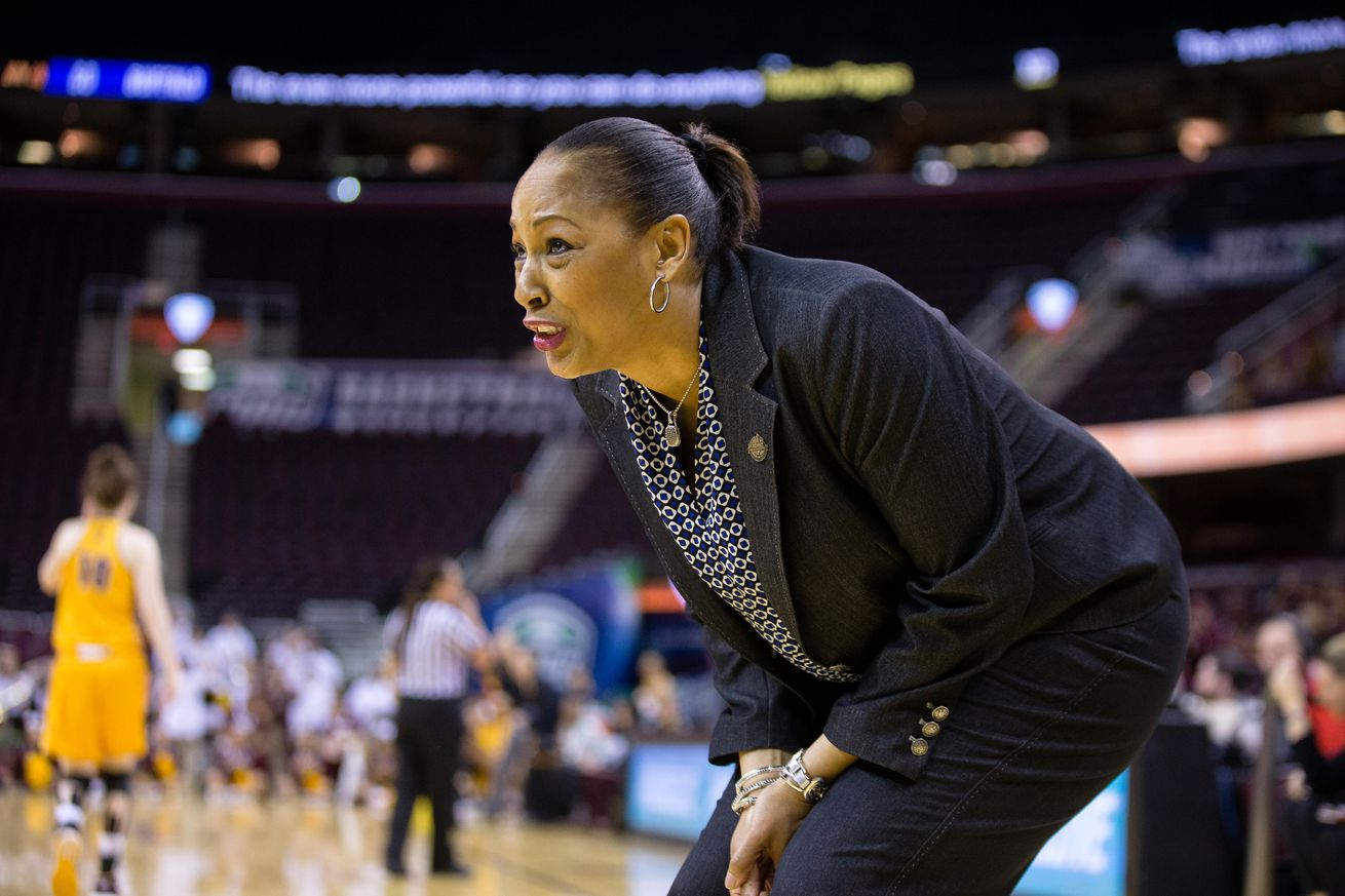 NCAA BASKETBALL: MAR 12 MAC Women's Tournament - Central Michigan v Buffalo