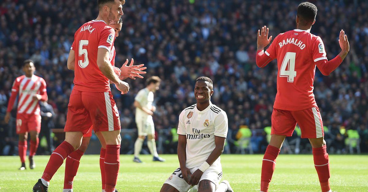 Real Madrid 1 2: Player Ratings: Real Madrid 1-2 Girona; 2019 La Liga