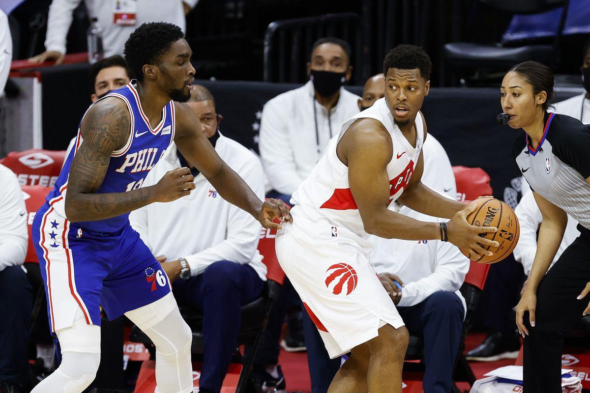 Five thoughts recap: Philadelphia 76ers 100, Toronto Raptors 93