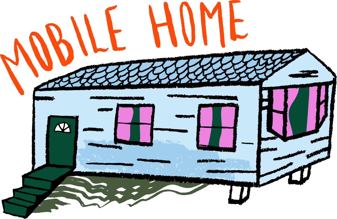 Mobile homes 101: Who's living in them and how they're made ... on bad homes, cheap homes, mind-blowing homes, ugly homes, outrageous homes, wild homes, scary homes, silly homes, funny homes, insane homes, incredible homes,