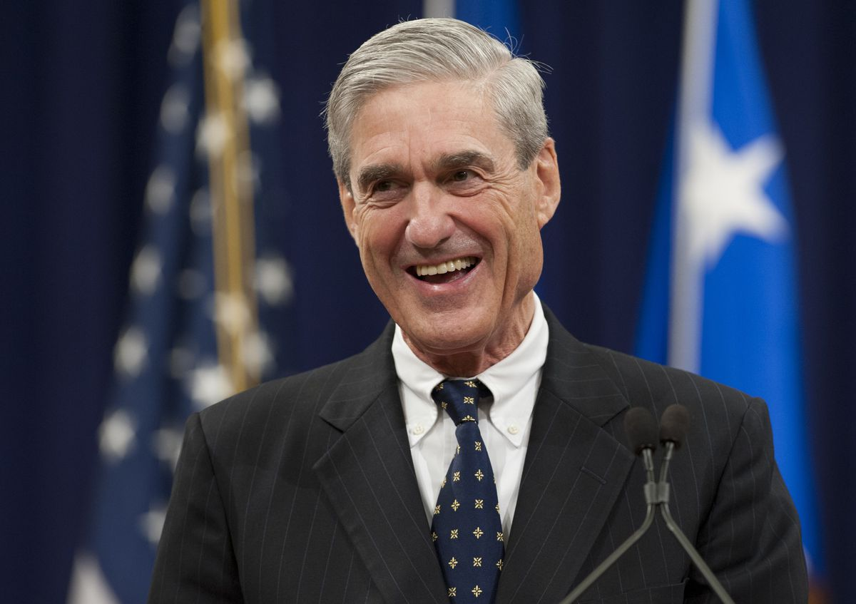 Robert Mueller, when he was FBI director