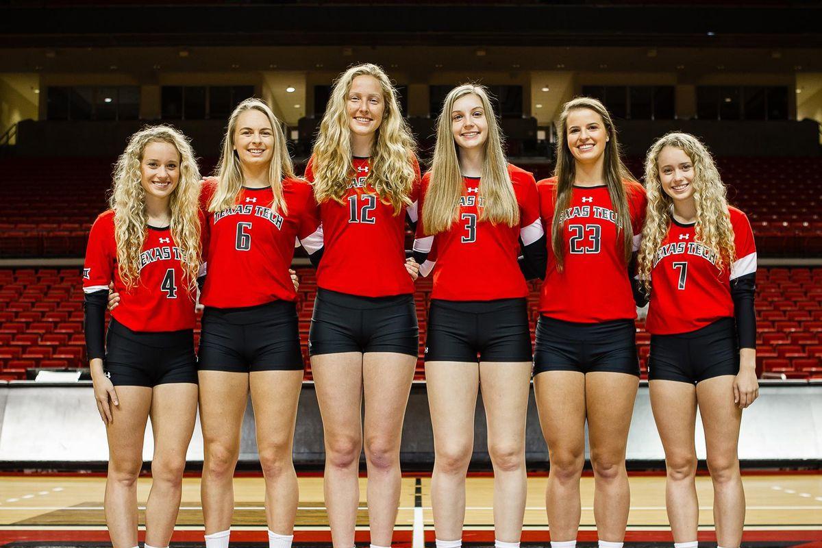 Texas Tech Volleyball Recruiting Viva The Matadors