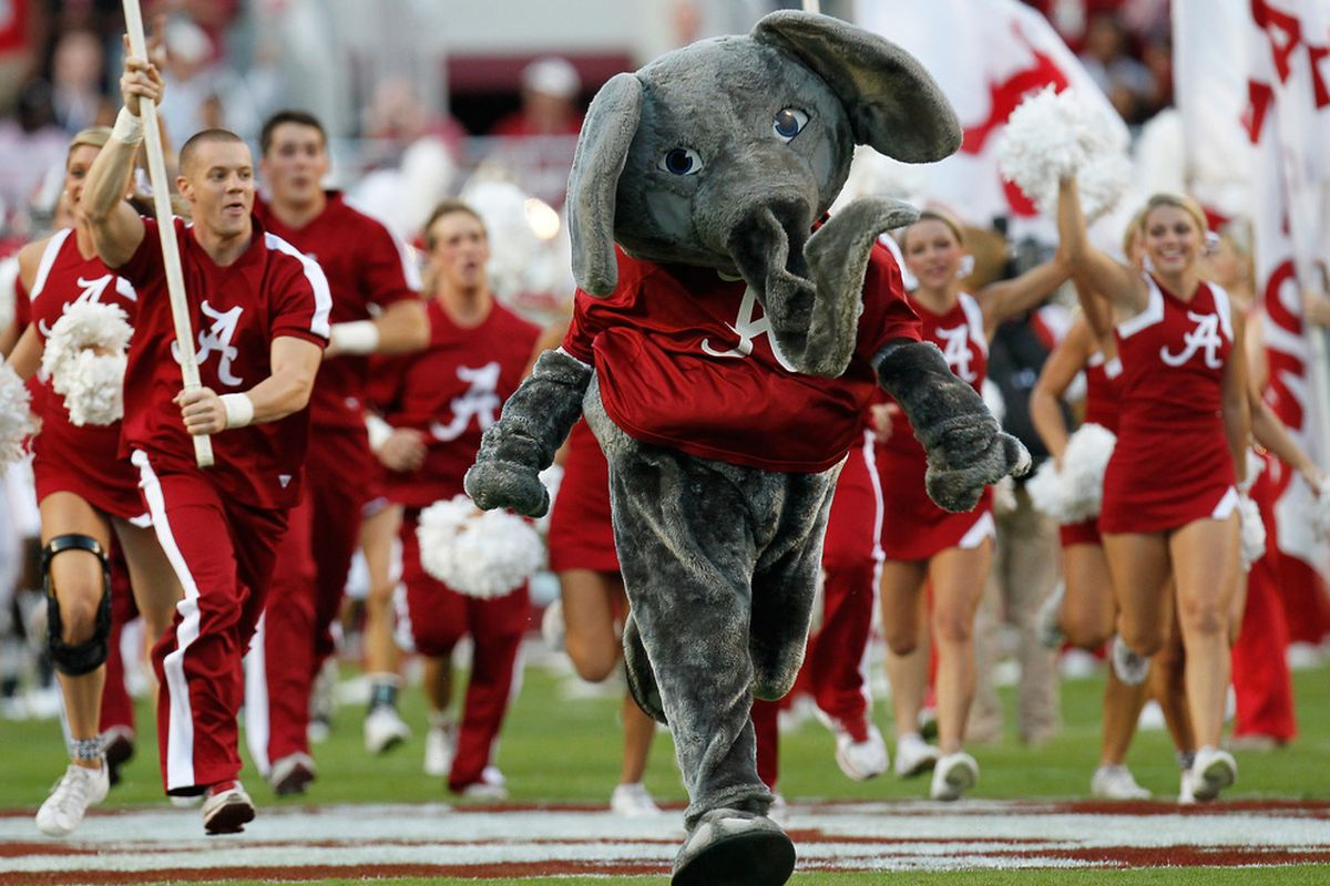 #RollTide (Photo by Kevin C. Cox/Getty Images)