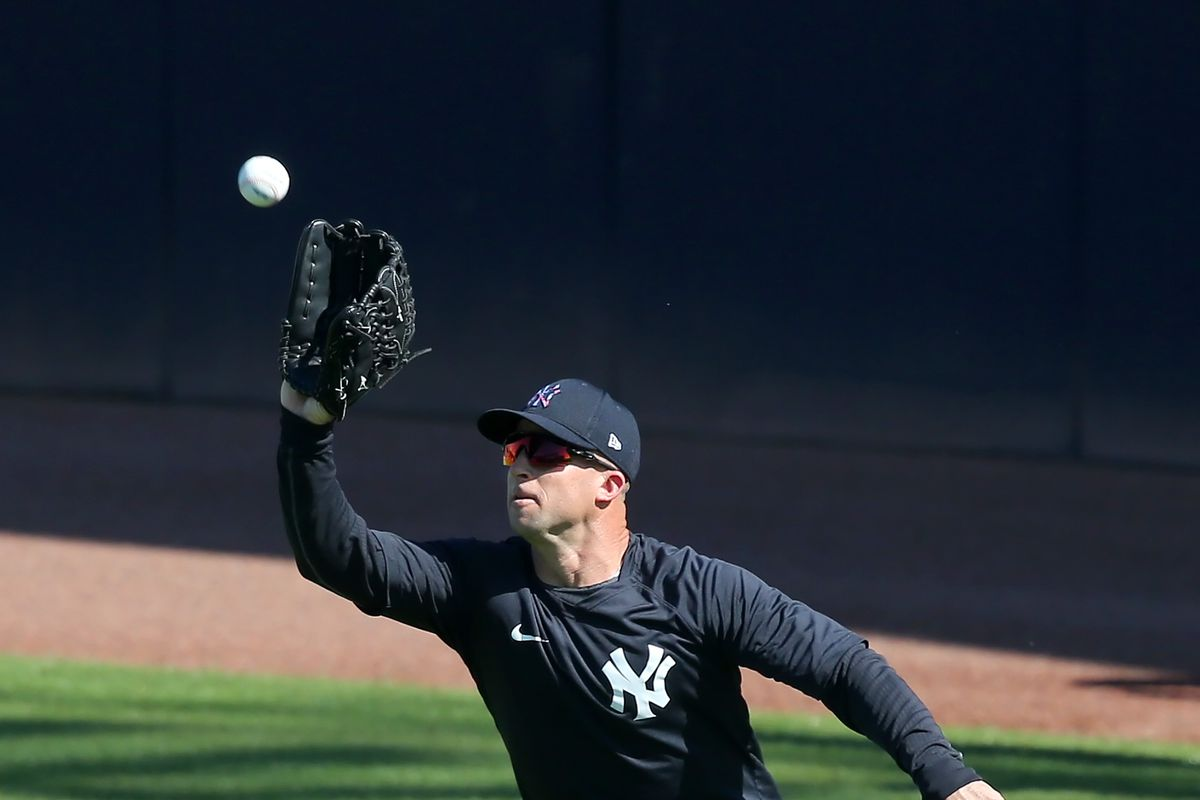 MLB: FEB 25 Spring Training - Yankees Workout