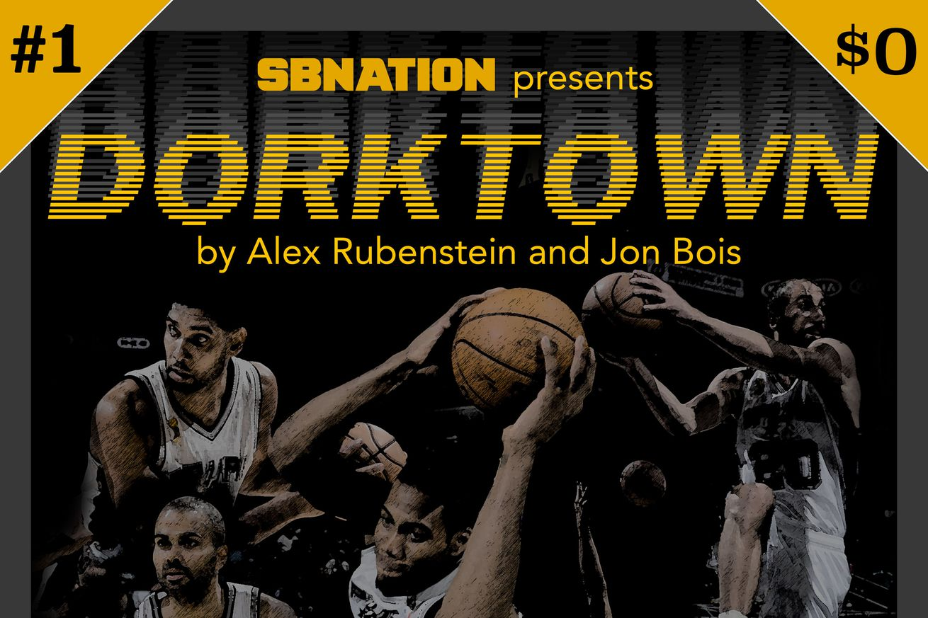 cover7 12.0 - Dorktown: Mavericks-Spurs, and the greatest coaching performance in NBA history