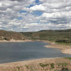 East Canyon Reservoir on Tuesday, June 25, 2013. Utah is facing drought conditions this summer.
