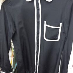Blouse, $120 (small)