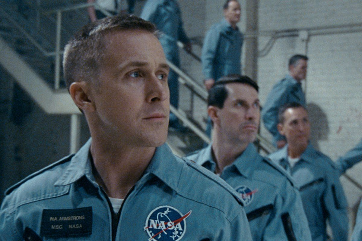 Image result for ryan gosling first man