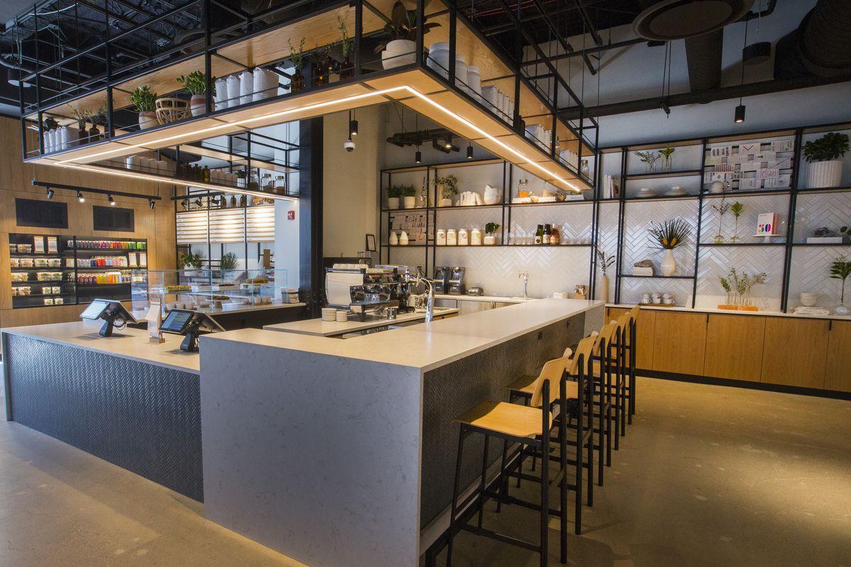 Lululemon S First Restaurant Fuel Opens In Chicago