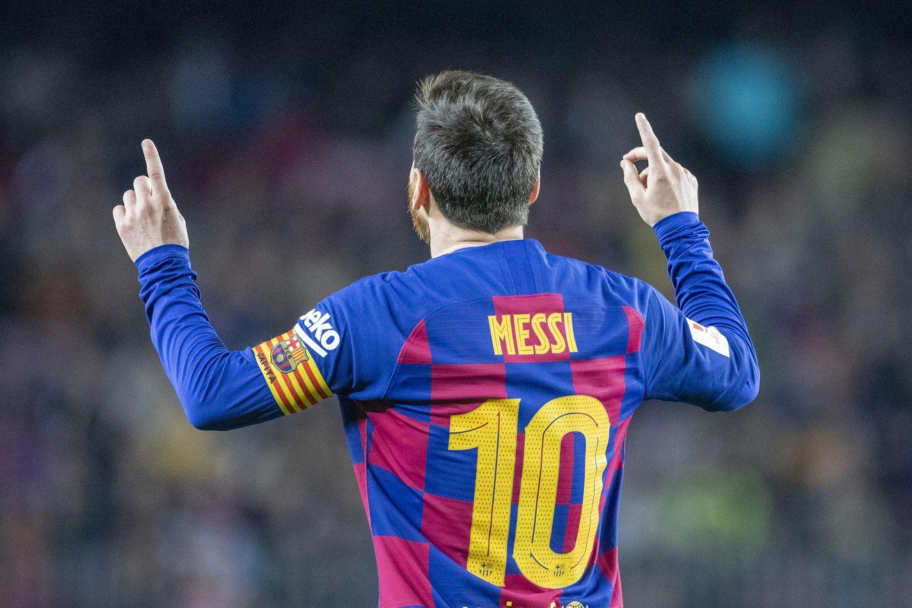 Messi & Hamilton win Laureus World Sportsman of the Year