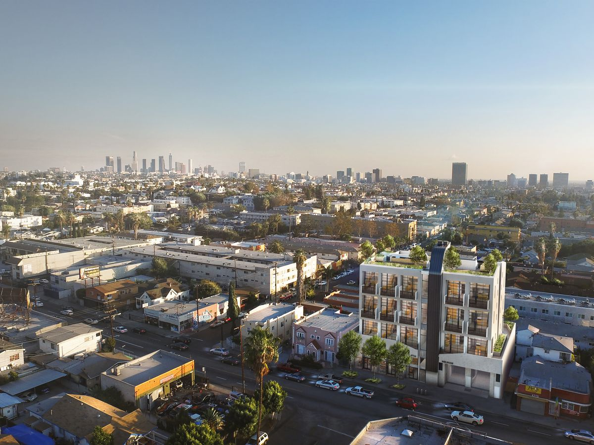 east hollywood micro apartments