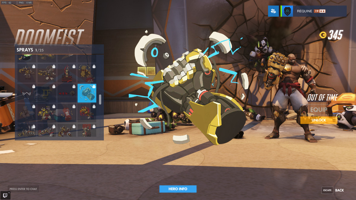 This remains the most horrifying thing Doomfist has ever done.
