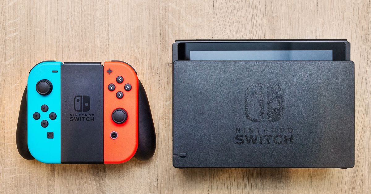 Switch becomes fastest-selling console in US history, according to Nintendo