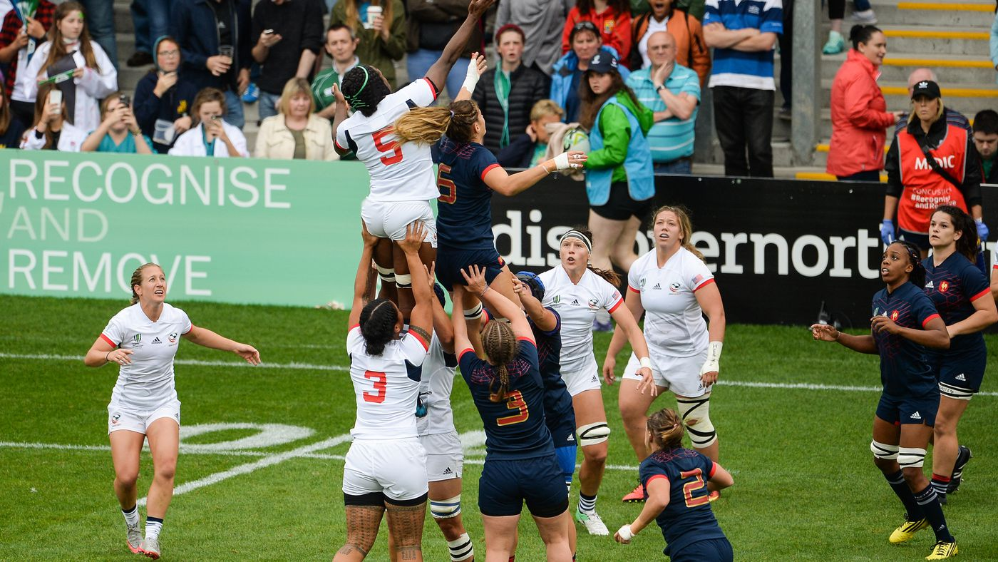 World Rugby Claims Their Data Supports Banning Trans Women Athletes Outsports