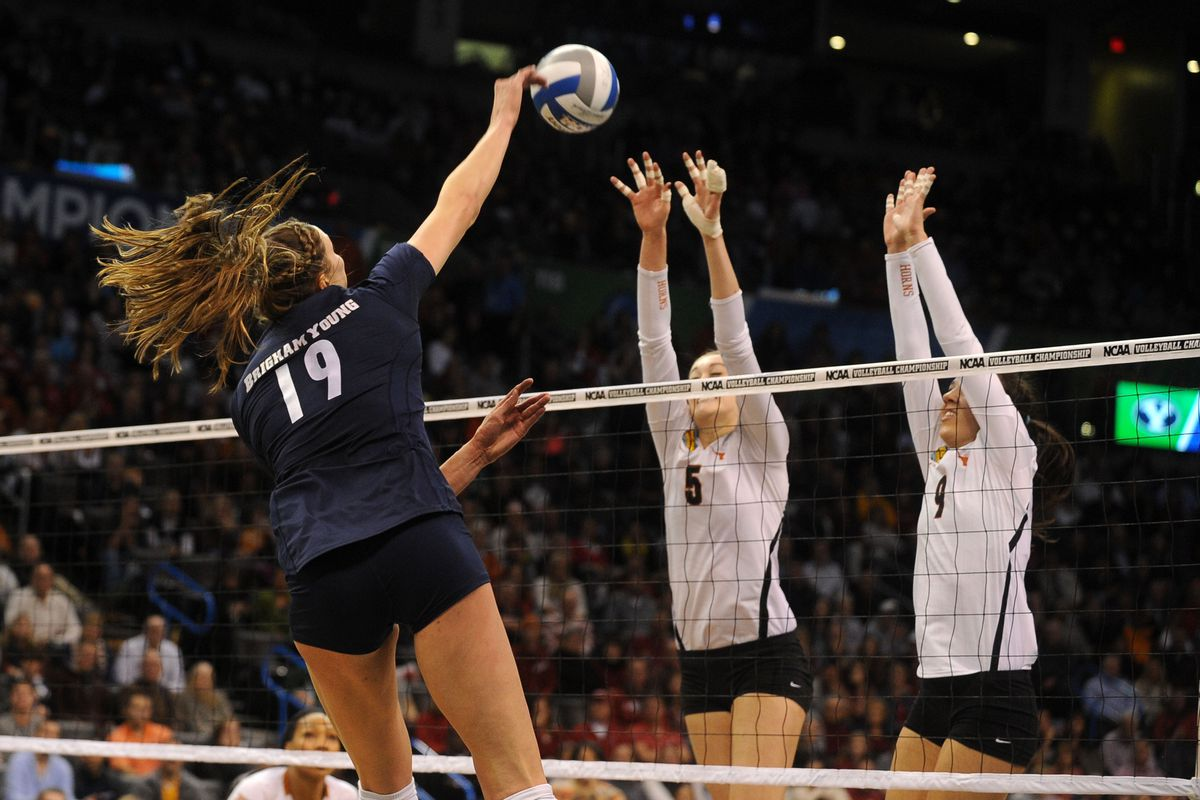 NCAA Volleyball: Women's Volleyball Championship-BYU vs Texas