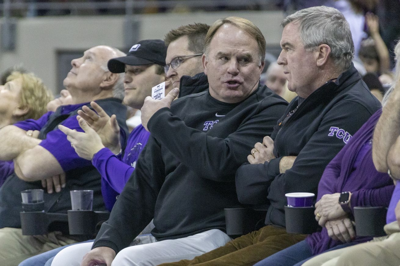 Midweek Musing: Gary Patterson is a national treasure
