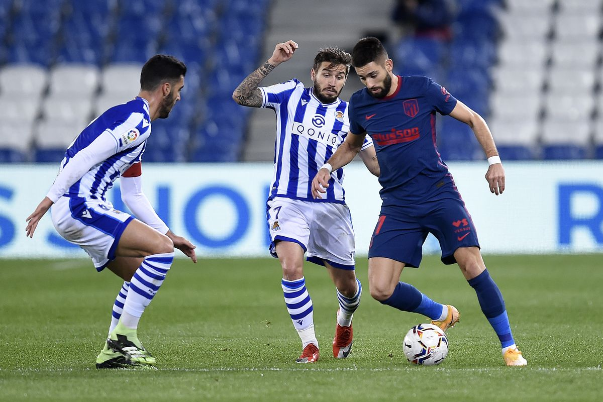 Atletico Madrid vs Real Sociedad: Prediction, Lineups, Team News, Betting Tips & Match Previews