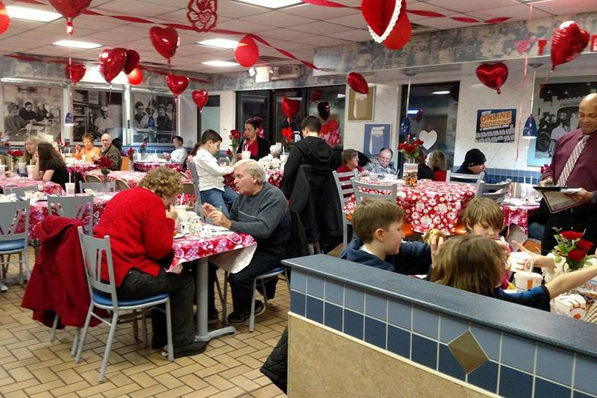 Valentine S Day Dinner Ideas How White Castle Became An Unlikely
