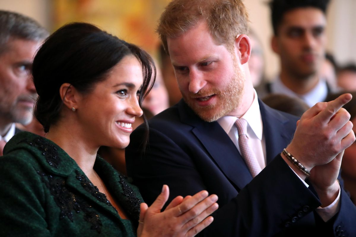 23f54084e2e1e Meghan Markle and Prince Harry's baby won't be photographed — yet - Vox