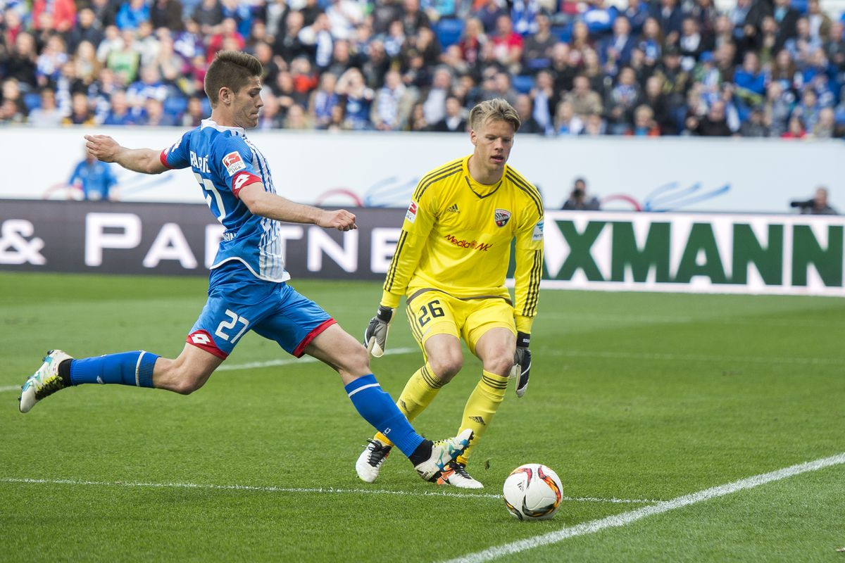Andrej Kramaric has made a permanent switch to Hoffenheim.