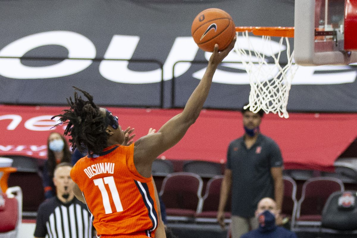 NCAA Basketball: Illinois at Ohio State