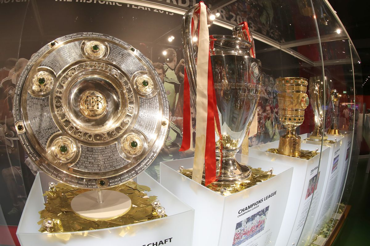 FC Bayern Erlebniswelt Museum